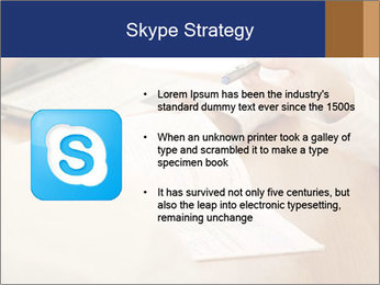 Businessman With Papers PowerPoint Templates - Slide 8