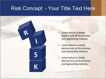 Businessman With Papers PowerPoint Templates - Slide 81