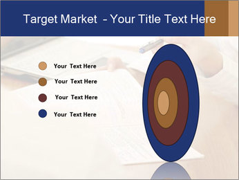 Businessman With Papers PowerPoint Templates - Slide 84