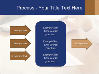 Businessman With Papers PowerPoint Templates - Slide 85