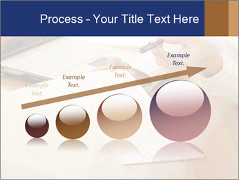 Businessman With Papers PowerPoint Templates - Slide 87
