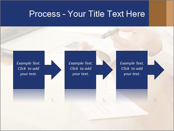 Businessman With Papers PowerPoint Templates - Slide 88
