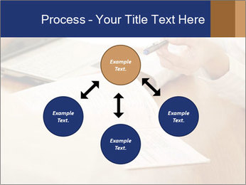 Businessman With Papers PowerPoint Templates - Slide 91