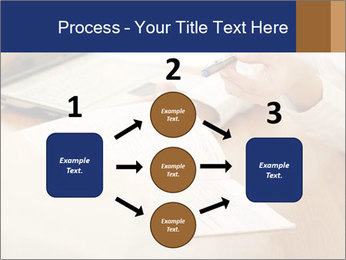 Businessman With Papers PowerPoint Templates - Slide 92