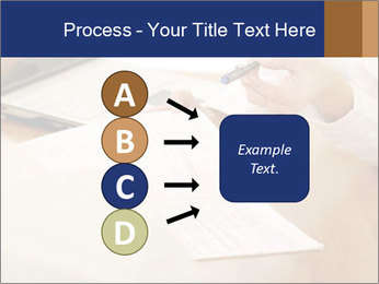 Businessman With Papers PowerPoint Templates - Slide 94