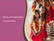 Polynesian Tribe PowerPoint Templates
