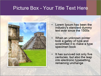 Sacred Pyramid PowerPoint Template - Slide 13