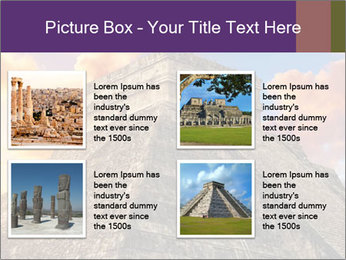 Sacred Pyramid PowerPoint Template - Slide 14