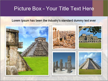 Sacred Pyramid PowerPoint Template - Slide 19
