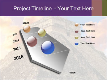 Sacred Pyramid PowerPoint Template - Slide 26
