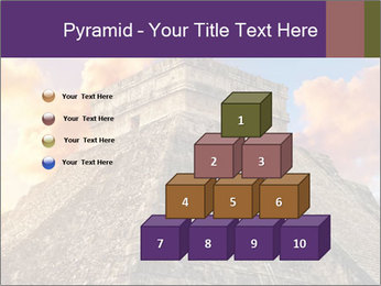 Sacred Pyramid PowerPoint Template - Slide 31
