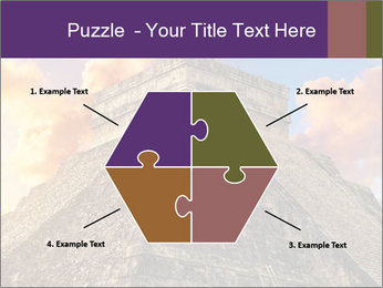 Sacred Pyramid PowerPoint Template - Slide 40