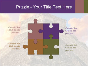 Sacred Pyramid PowerPoint Template - Slide 43