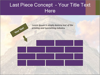 Sacred Pyramid PowerPoint Template - Slide 46