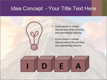 Sacred Pyramid PowerPoint Template - Slide 80