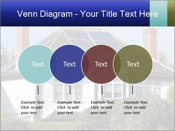 House With Solar Panel PowerPoint Template - Slide 32