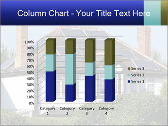 House With Solar Panel PowerPoint Template - Slide 50