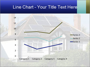 House With Solar Panel PowerPoint Template - Slide 54