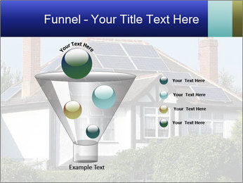 House With Solar Panel PowerPoint Template - Slide 63