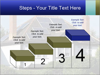 House With Solar Panel PowerPoint Template - Slide 64