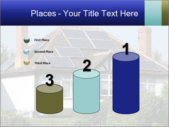 House With Solar Panel PowerPoint Template - Slide 65