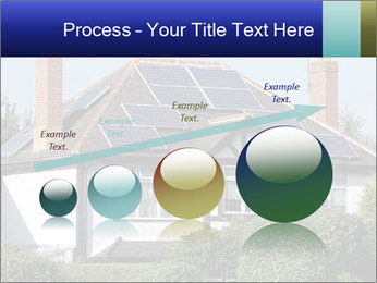 House With Solar Panel PowerPoint Template - Slide 87