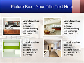 Indoor Staircase PowerPoint Template - Slide 14