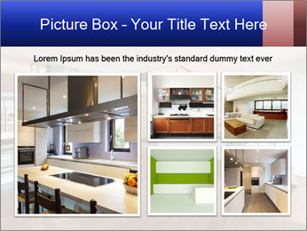 Indoor Staircase PowerPoint Template - Slide 19