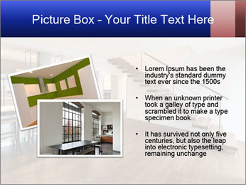 Indoor Staircase PowerPoint Template - Slide 20