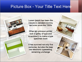 Indoor Staircase PowerPoint Template - Slide 24