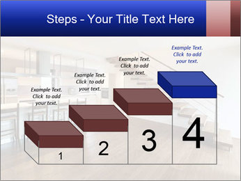Indoor Staircase PowerPoint Template - Slide 64