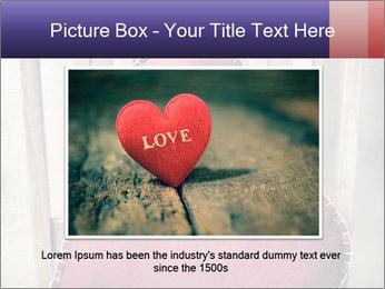 Heart-Shapes DecorativePillow PowerPoint Template - Slide 16