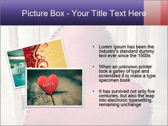 Heart-Shapes DecorativePillow PowerPoint Template - Slide 20