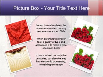 Heart-Shapes DecorativePillow PowerPoint Template - Slide 24