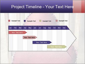 Heart-Shapes DecorativePillow PowerPoint Template - Slide 25