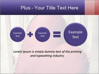Heart-Shapes DecorativePillow PowerPoint Template - Slide 75