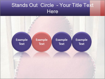Heart-Shapes DecorativePillow PowerPoint Template - Slide 76