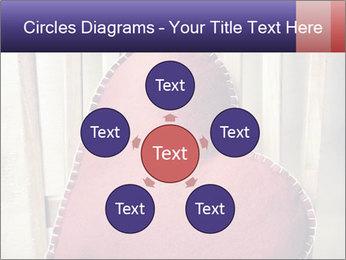 Heart-Shapes DecorativePillow PowerPoint Template - Slide 78