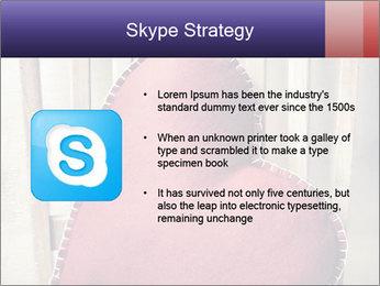 Heart-Shapes DecorativePillow PowerPoint Template - Slide 8