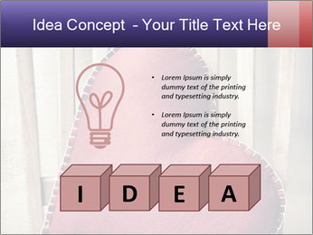 Heart-Shapes DecorativePillow PowerPoint Template - Slide 80