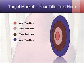 Heart-Shapes DecorativePillow PowerPoint Template - Slide 84