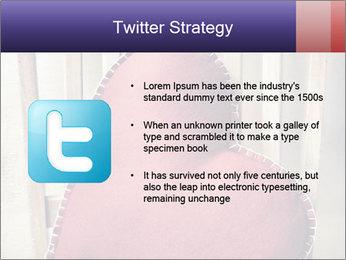 Heart-Shapes DecorativePillow PowerPoint Template - Slide 9