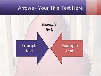 Heart-Shapes DecorativePillow PowerPoint Template - Slide 90