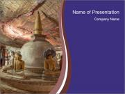 Culture Of Sri Lanka PowerPoint Templates