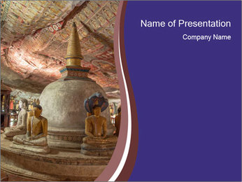 Culture Of Sri Lanka PowerPoint Templates - Slide 1