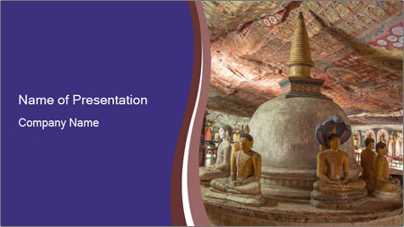 Culture Of Sri Lanka PowerPoint Template