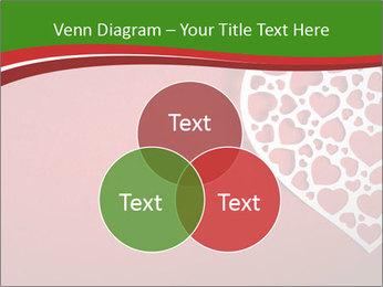 Silver Heart PowerPoint Template - Slide 33