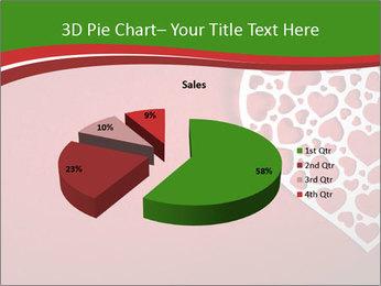 Silver Heart PowerPoint Template - Slide 35