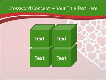 Silver Heart PowerPoint Template - Slide 39