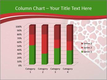 Silver Heart PowerPoint Template - Slide 50